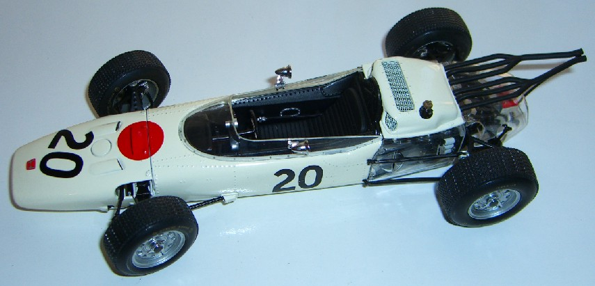 Honda f1 1964-1968 book